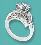 Judith Conway - award winning designer in platinum and diamonds